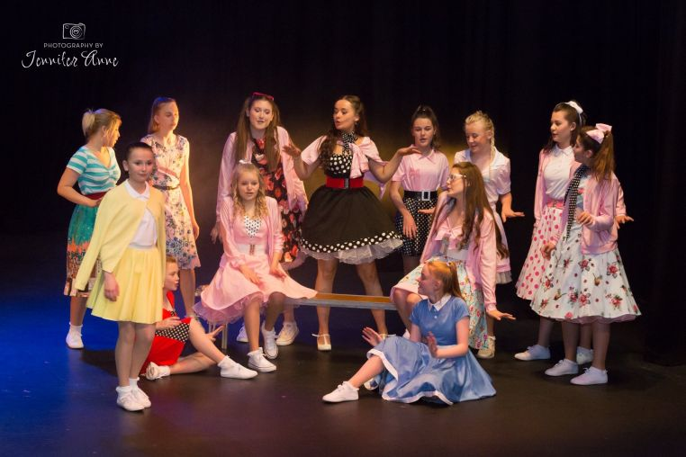 Theatretrain Bexley Local Show Success